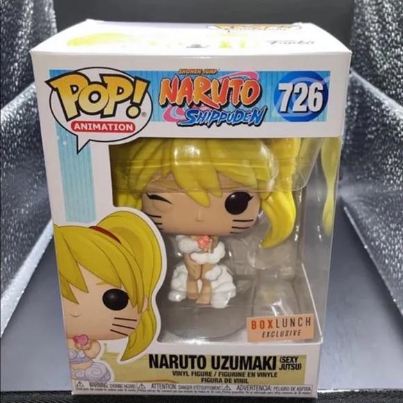 Naruto Uzumaki (sexy jutsu) #726 funko pop